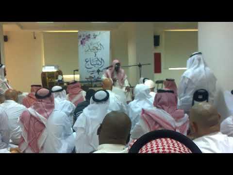 محاضرة الشيخ سليمان الجبيلان مع حملة التوحيد - صوت وصوره لايف