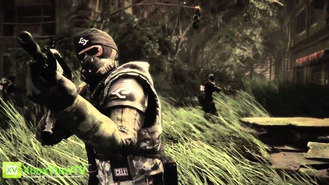 """Crysis 3   Episode 1 """"Hell of a Town"""" (The 7 Wonders Webseries) [EN] (2013)   FULL HD"""