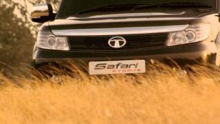 TATA Safari Storme - New launch of SUV India