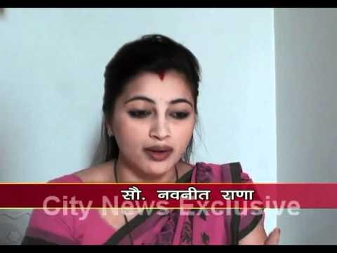 Navneet Rana On Andholan Of Cottan