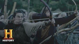 Vikings: Vikings Weapons and Armor (Season 4) - Behind the Scenes | History - HISTORYCHANNEL