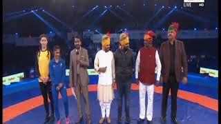 PWL 3 Day 11: Veer Marathas won the toss against UP Dangal; blocks 74 kgs men - ITVNEWSINDIA