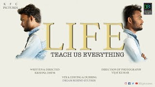 LIFE || Latest Telugu Short Film || Directed by || Krishna Dhfm - YOUTUBE