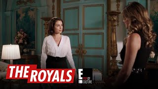 The Royals | Queen Helena Shares Love Advice to Willow | E! - EENTERTAINMENT