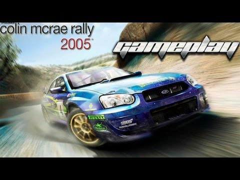 Colin Mcrae 2005 Plus - PSP - Gameplay - Realismo a Tope