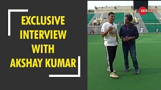 DNA: Watch exclusive interview of Akshay Kumar - ZEENEWS