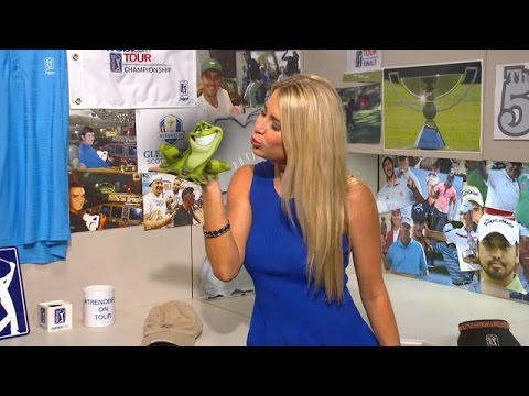 Trending on TOUR | New Baby, Rogue Frog, Ryder Cup | September 22, 2014