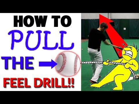 Hitting to the Pull Side | Baseball Hitting Drill (Pro Speed Baseball)