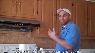 Como Limpiar Muebles De Cocina De Madera. Free Cocinas Como Hacer ...