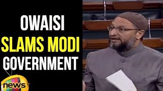 Asaduddin Owaisi Mocks Bharat Ratna | Parliament Assembly Session 2019 Updates | Mango News - MANGONEWS