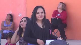 Fiestas patronales en Noria del Cerro de Santiago (El Cerro) (General Pánfilo Natera, Zacatecas)