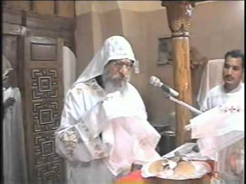 Holy Liturgy of Wednesday 10 11 2010 St. George Church Part II