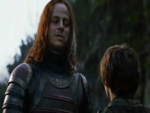 Game of Thrones 2x10 &quot;Arya and Jaqen H'ghar&quot;