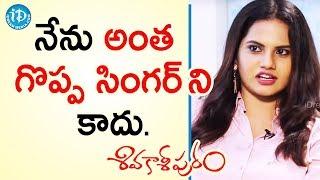 I am very bad at singing -  Priyanka Sharma || Talking Movies With iDream - IDREAMMOVIES