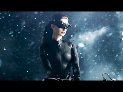 Christopher Nolan Talks Catwoman In 'The Dark Knight Rises'