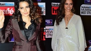 Deepika is jealous of Kangana - IANSINDIA