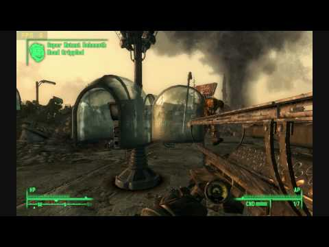 Fallout 3 - Contre plusieurs Behemoths