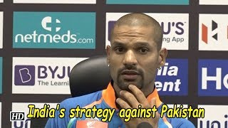 Asia Cup 2018 | India's strategy against Pak - IANSINDIA