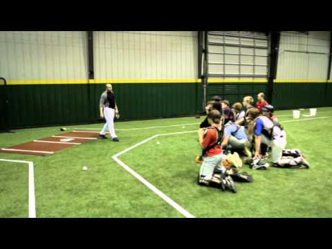 Bunt Communication | Catching-101 DVD with Xan Barksdale