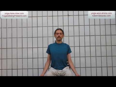 Movimientos Yoga Para Aliviar Tension y Dolor en Hombros y Cuello