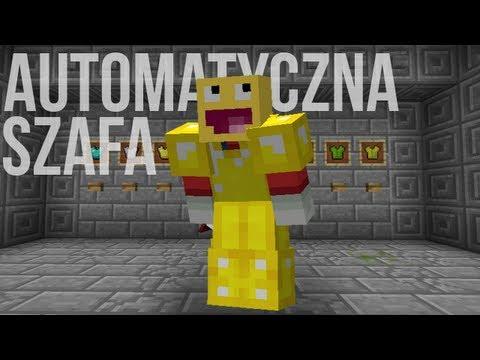 Minecraft: Automatyczna Szafa