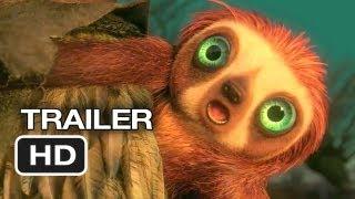 【史前大冒險 The Croods Trailer 2】【Yao】