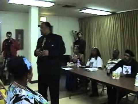 Town Hall Meeting for Justice- Dante Price 1