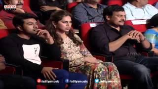 Govindudu Andarivadele Audio Launch Part 05 - Ram Charan, Kajal Aggarwal - ADITYAMUSIC