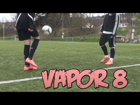 Nike Mercurial Vapor 8 Test and Review