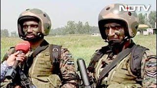 देश की शान है गरुड़ कमांडो फोर्स - NDTVINDIA