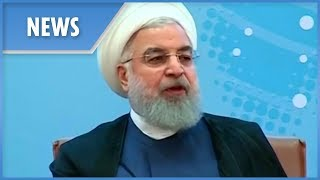 """Donald Trump to Iran President: """"YOU WILL SUFFER"""" - THESUNNEWSPAPER"""