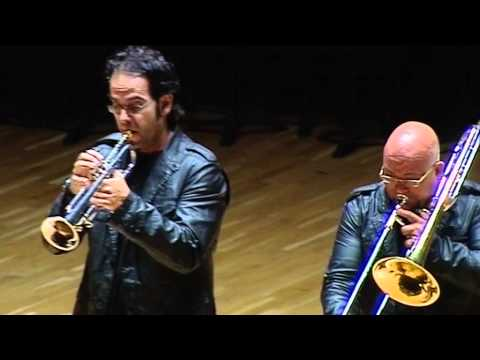 Toccata & Fugue. J.S.Bach. Spanish Brass Luur Metalls