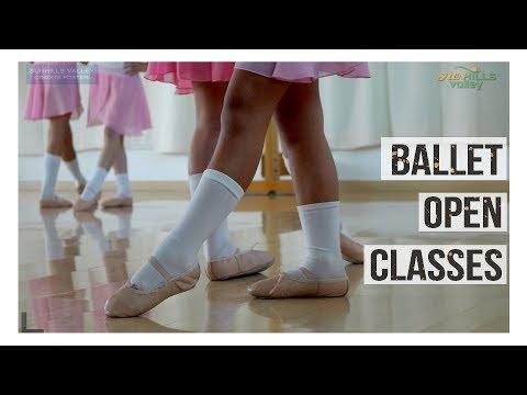 Ballet Open Classes 2018