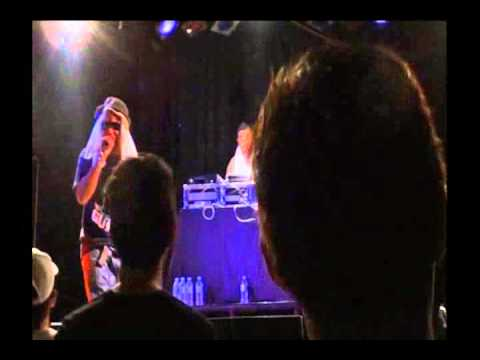 2 Live Crew - Move Somethin. &amp; One And One @ The Gealic Club, Sydney, Australia - 3 Jan 2011