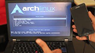 الحلقة1031 : طريقة تتبيث أنظمة التشغيل على الحاسوب من الهاتف فقط  بطريقة جد سهلة