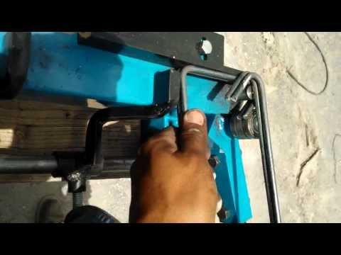 Maquina dobladora de estribos 2
