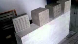 прозрачен бетон