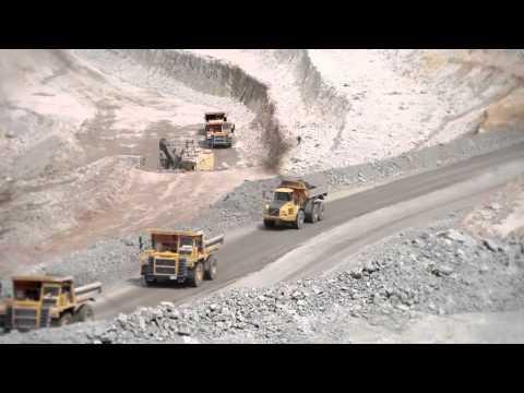 Золотое хозяйство медной горы, ООО Башмедь, Юбилейное месторождение, Сибай, 2012