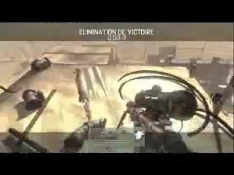 Comment faire-rager et humilier un Francais au Sniper Call Of Duty [HD]