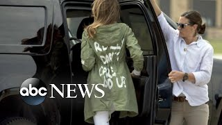 Being Melania - The First Lady Part 3: Melania Trump on immigration, 'the jacket' - ABCNEWS