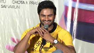 Sudheer Babu Press Meet About Nannu Dochukunduvate | TFPC - TFPC