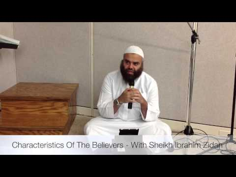 Characteristics Of The Believers - Ibrahim Zidan (Almanara) ابراهيم زيدان
