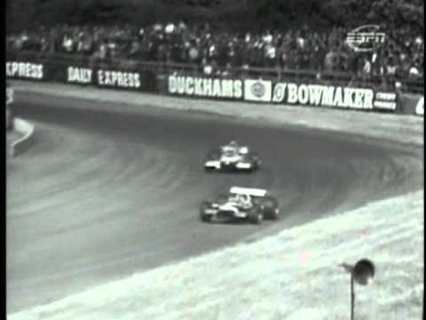[F-1] 1969 British Grand Prix - Highlights