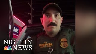 Woman Detained By U.S. Border Patrol Agent After Speaking Spanish | NBC Nightly News - NBCNEWS
