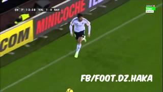 أهداف الجزائري سفيان فيغولي مع فريقه فالنسيا أمام رايو فاليكانو