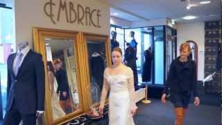 De jesus peiro jurk van Francesca