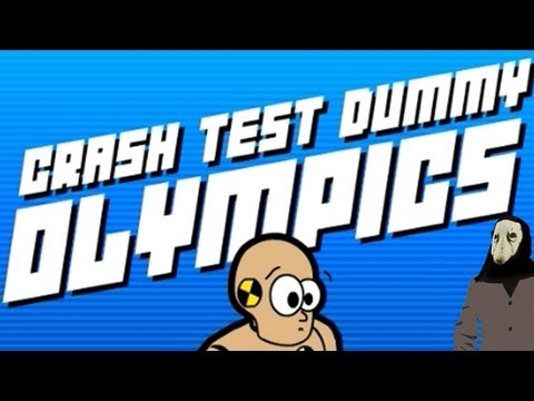 Crash Test Dummies - Deadsheap daddelt Browsergames #28 - auf gamiano.de