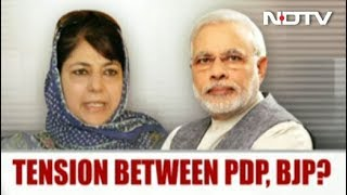 End Of Ramzan Ceasefire Creates Fresh Tension Between BJP, Mehbooba Mufti - NDTV