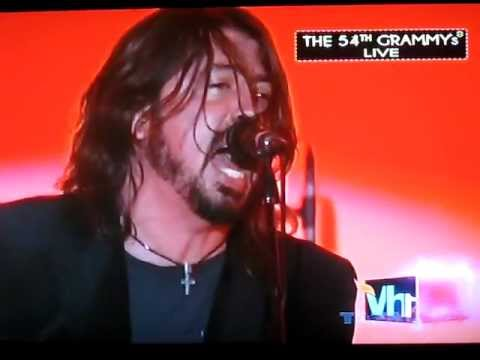 Foo Fighters & Deadmau5 at the Grammys