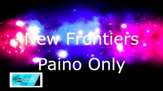 Royalty Free :New Frontiers Piano Only